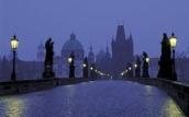 Чехия - маленькая Европа. (Отель Top Hotel Praha 4*)