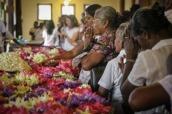 Посещение храма Зуба Будды в Шри-Ланке